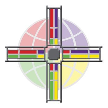 Cross Lutheran Church colored logo