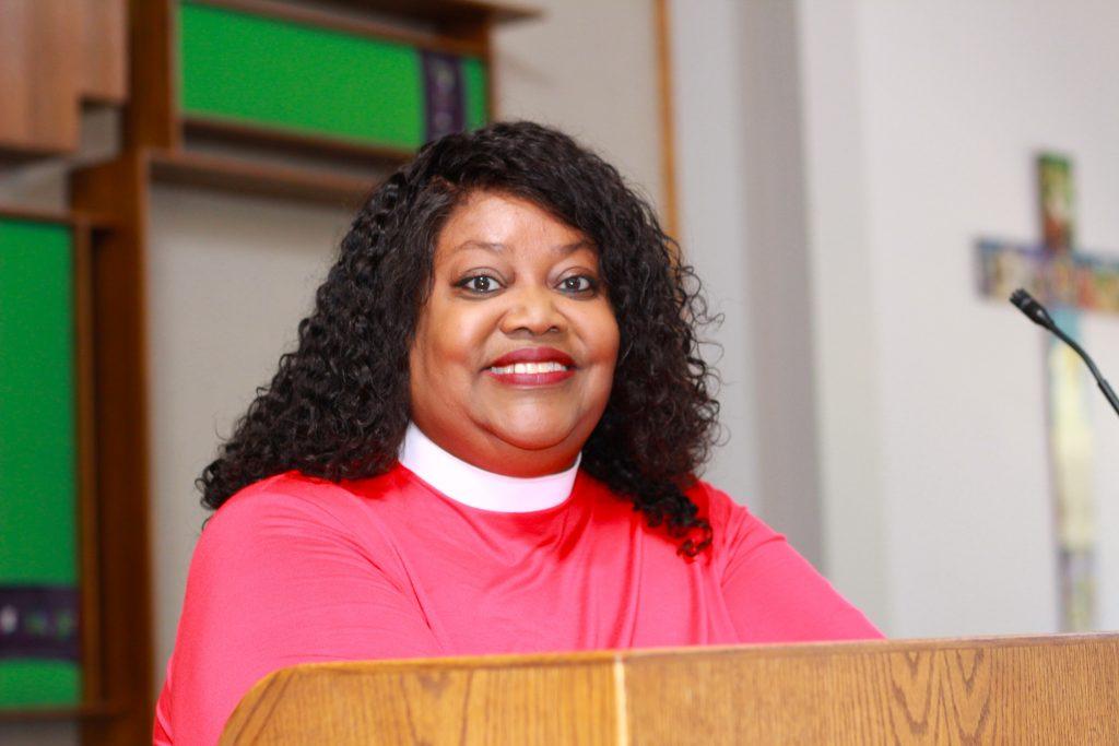 Pastor Michelle Townsend de Lopez